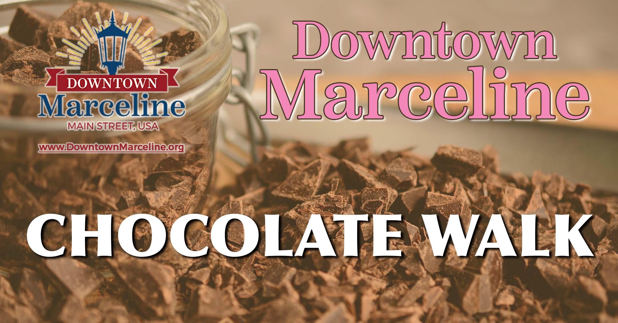 2021 Chocolate Walk | DowntownMarceline.org