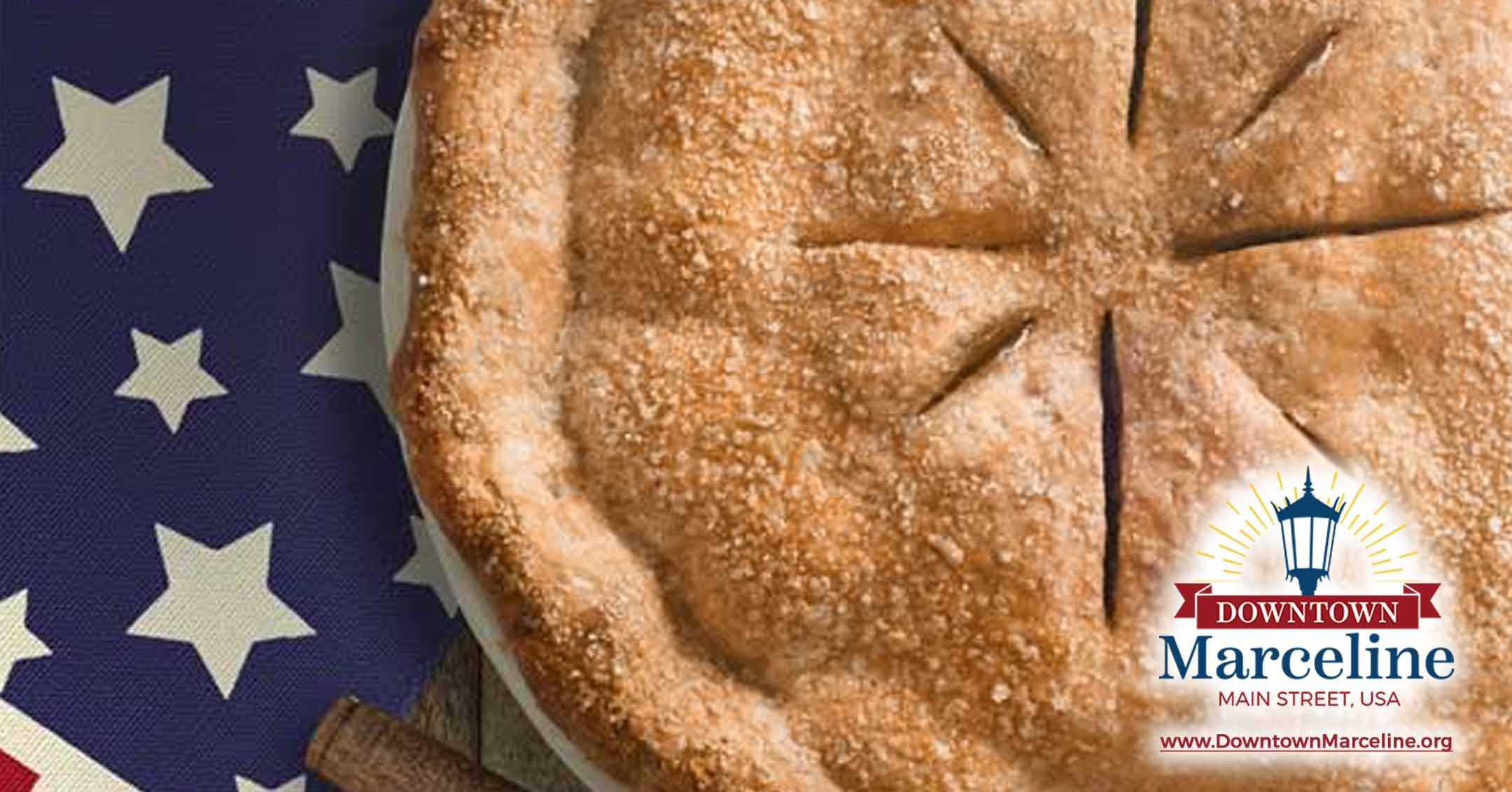Patriotic Pie War (As American As Apple Pie)   DowntownMarceline.org